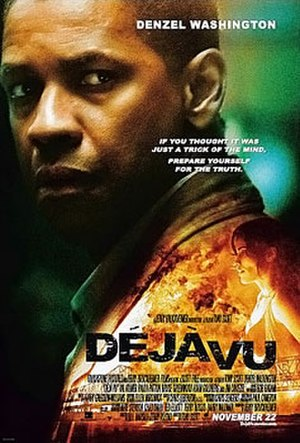 Déjà Vu (2006 film) - Theatrical release poster