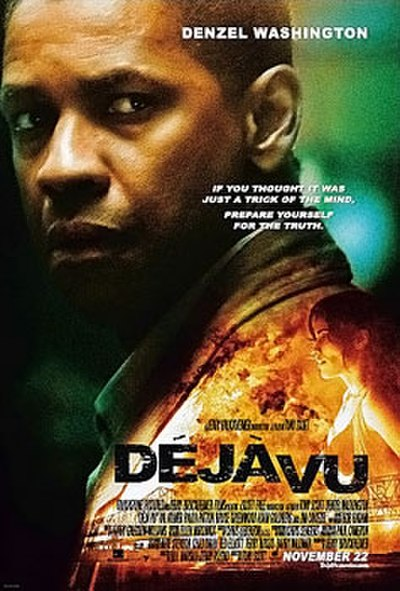 Picture of a movie: Deja Vu