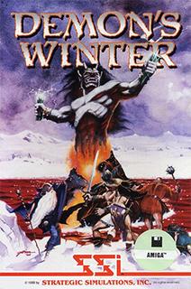 <i>Demons Winter</i> 1988 video game