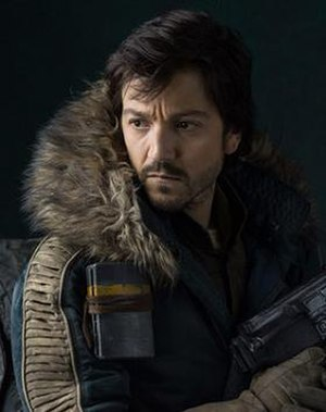 Cassian Andor - Diego Luna as Cassian in Rogue One