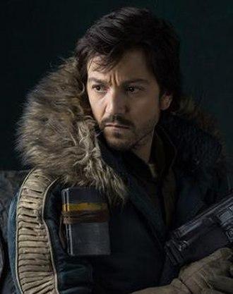 Cassian Andor - Diego Luna as Cassian in Rogue One