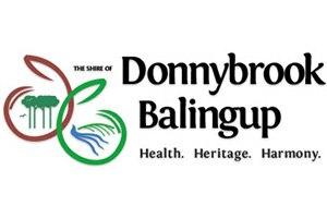 Shire of Donnybrook-Balingup - Image: Donnybrook logo