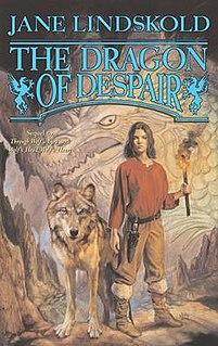 <i>The Dragon of Despair</i> book by Jane Lindskold