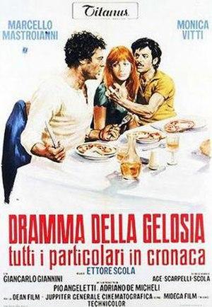 The Pizza Triangle - Image: Dramma della gelosia (tutti i particolari in cronaca)