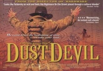 Dust Devil (film) - Image: Dust Devil poster