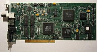 Tseng Labs ET4000 - Integral Technologies I4596 PCI with ET4000/W32P