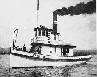 Seattle tugboats - Echo