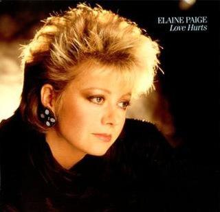 <i>Love Hurts</i> (Elaine Paige album) 1985 studio album by Elaine Paige