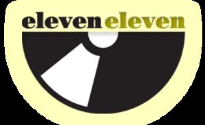 Eleveneleven - Image: Eleveneleven logo
