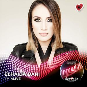 Elhaida Dani - Image: Elhaida Dani I'm alive
