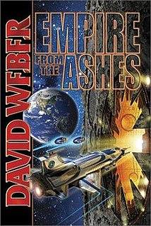 <i>Empire from the Ashes</i> novel by David Weber