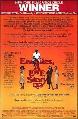 Enemies, A Love Story (film) - original film poster