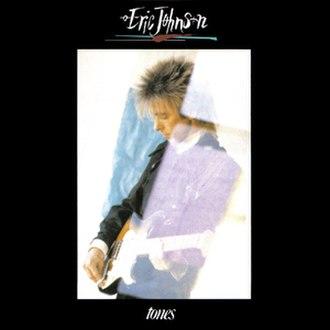 Tones (album) - Image: Eric Johnson 1986 Tones