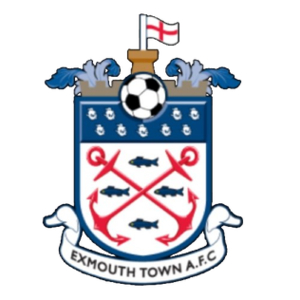 Exmouth Town F.C. - Image: Exmouth Town F.C. logo