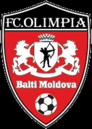 FC Zaria Bălți - Old logo