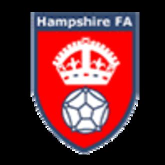 Hampshire Football Association - Image: Fa county hampshire