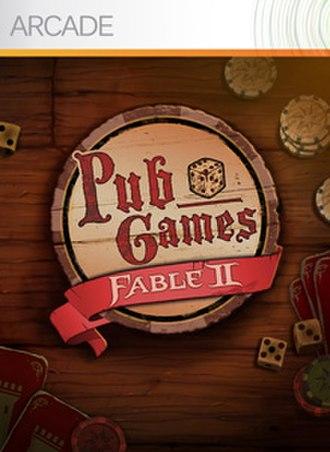Fable II Pub Games - Image: Fablepubgamescover
