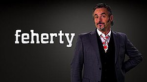 Feherty (TV series)