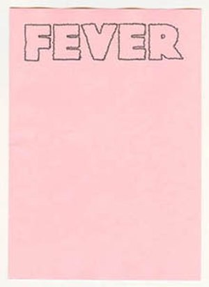 Fever Zine - Fever Zine Issue 1 cover