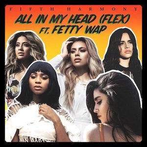 All in My Head (Flex) - Image: Fifth Fetty AIMH