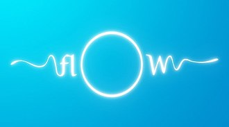Flow (video game) - The logo of Flow
