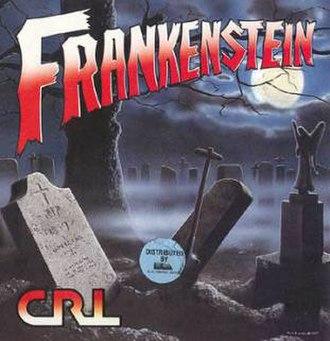 Frankenstein (video game) - Image: Frankenstein Cover