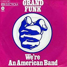GFO - American Band single.jpg