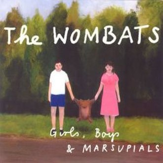 Girls, Boys and Marsupials - Image: Girls, Boys, and Marsupials