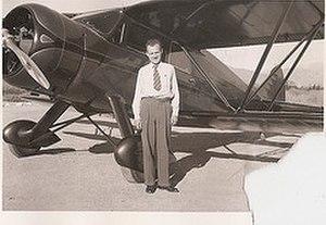 Glenn Odekirk - Image: Glann Odekirk, Aviator