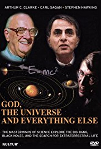 God, the Universe and Everything Else - DVD cover