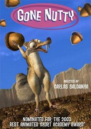 Gone Nutty - Film poster