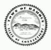 Official seal of Hamden, Connecticut