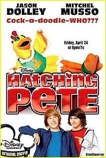 <i>Hatching Pete</i>