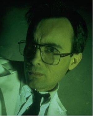 Herbert West - Jeffrey Combs as Herbert West in Bride of Re-Animator.