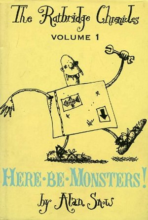 Here Be Monsters! - Here Be Monsters! by Alan Snow
