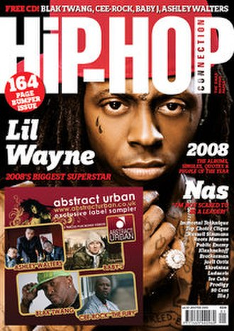 Hip Hop Connection - Image: Hip Hop Connection (magazine)