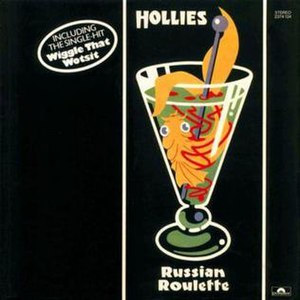 Russian Roulette (The Hollies album) - Image: Hollies Russian Roulette
