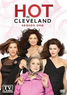 <i>Hot in Cleveland</i> (season 1) Season of television series
