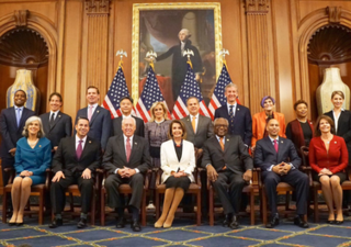 2018 United States House of Representatives Democratic Caucus leadership election