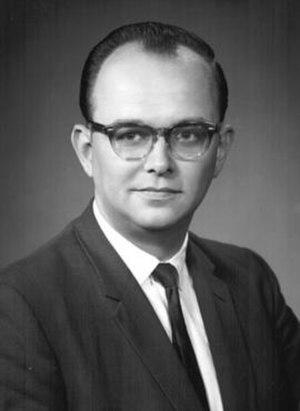 Hugh Everett III - Hugh Everett in 1964