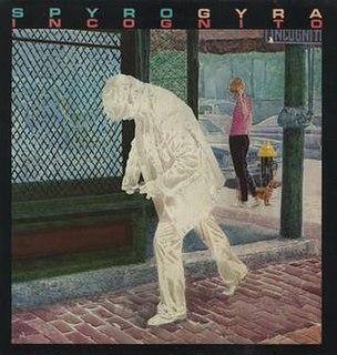 <i>Incognito</i> (Spyro Gyra album) 1982 studio album by Spyro Gyra