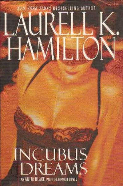 Picture of a book: Incubus Dreams