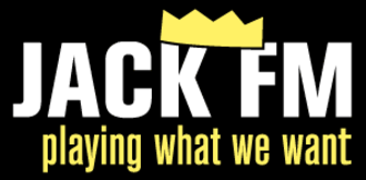Jack FM - Secondary Jack FM logo, often used on CBS Radio stations.