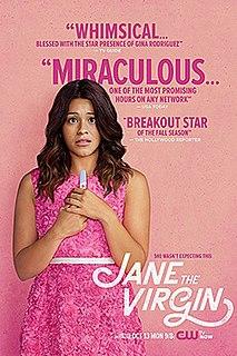 <i>Jane the Virgin</i> (season 1) Season of television series