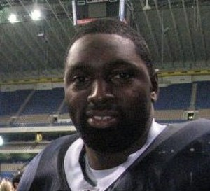 Jeremiah Ratliff - Ratliff at a Cowboys practice in 2010.