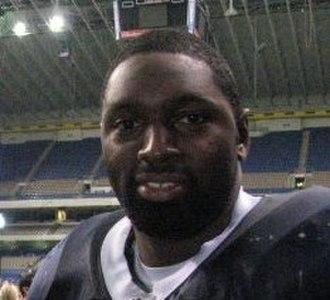 Jeremiah Ratliff - Ratliff at a Cowboys practice in 2010.