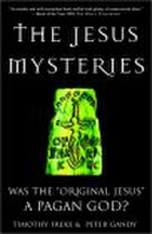 The Jesus Mysteries - Image: Jesus Mysteries book cover