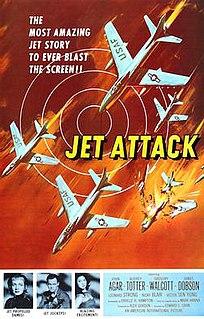 <i>Jet Attack</i> 1958 film by Edward L. Cahn