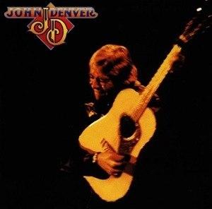 John Denver (album) - Image: John Denver album cover