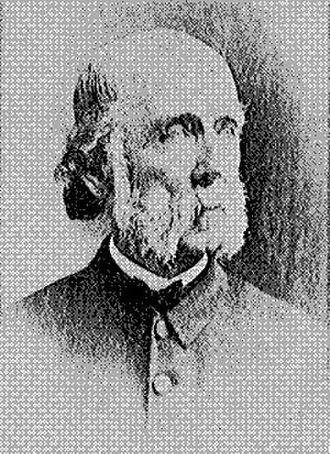 John F. McLaren - Another portrait of John F. McLaren